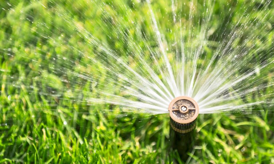 water-saving sprinkler systems wichita ks