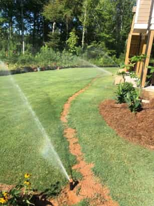 Irrigation System Company