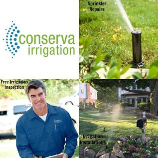 Collage Of Sprinkler Installations And Repairs