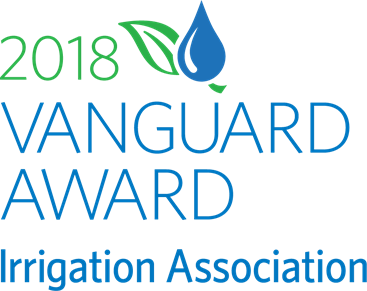2018 Vanguard Award - Irrigation Association
