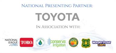 National Presenting Partner Toyota