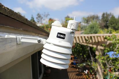 Toro Wireless Weather Sensor