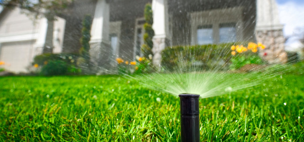 Raleigh NC sprinkler repair