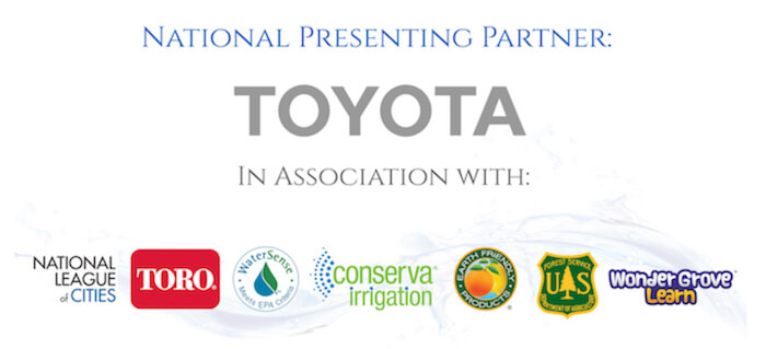Presenting Partner With Toyota
