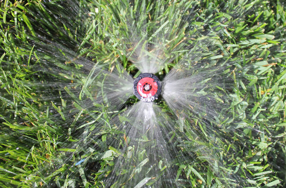 professional irrigation repair Birmingham