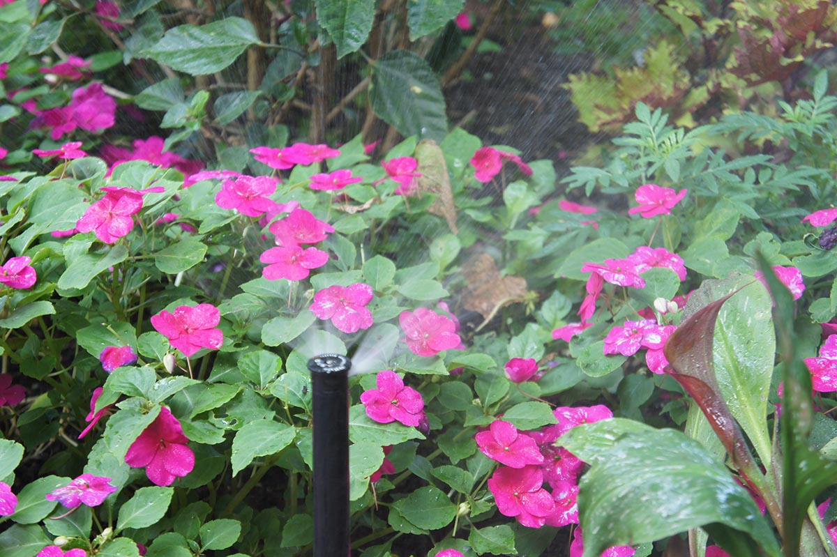 high quality irrigation repair Birmingham