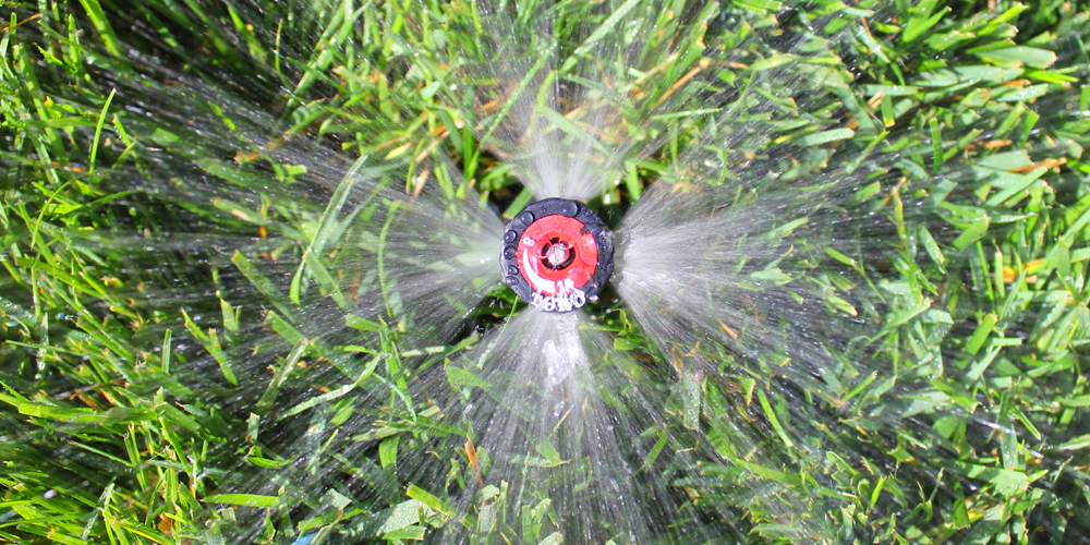 irrigation repair and startup in spring Chicagoland