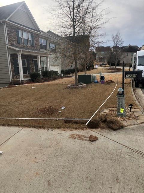 North Atlanta Sprinkler System