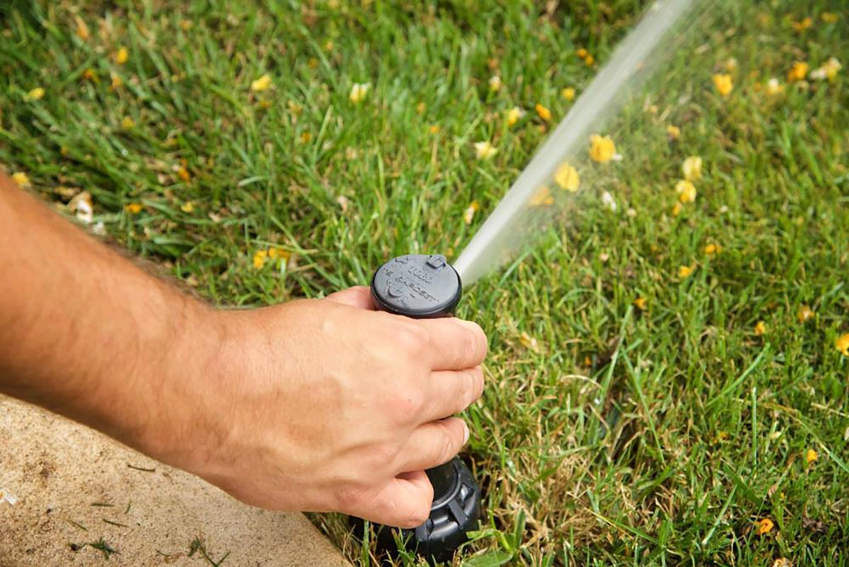 Southlake Sprinkler Repair
