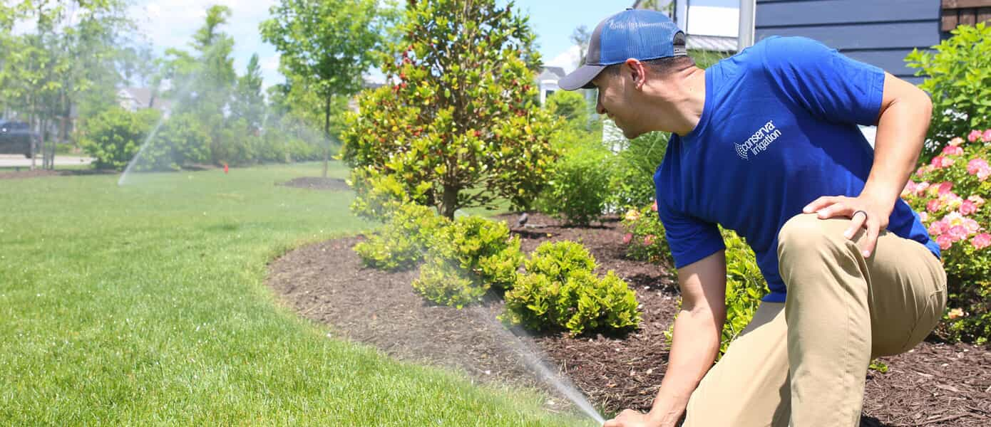 Chesterfield MO Irrigation company